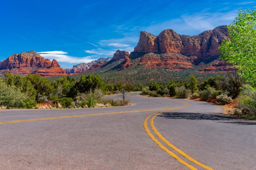 Traveling Red Rocks Byway is One of the Best Free Things to Do in Sedona