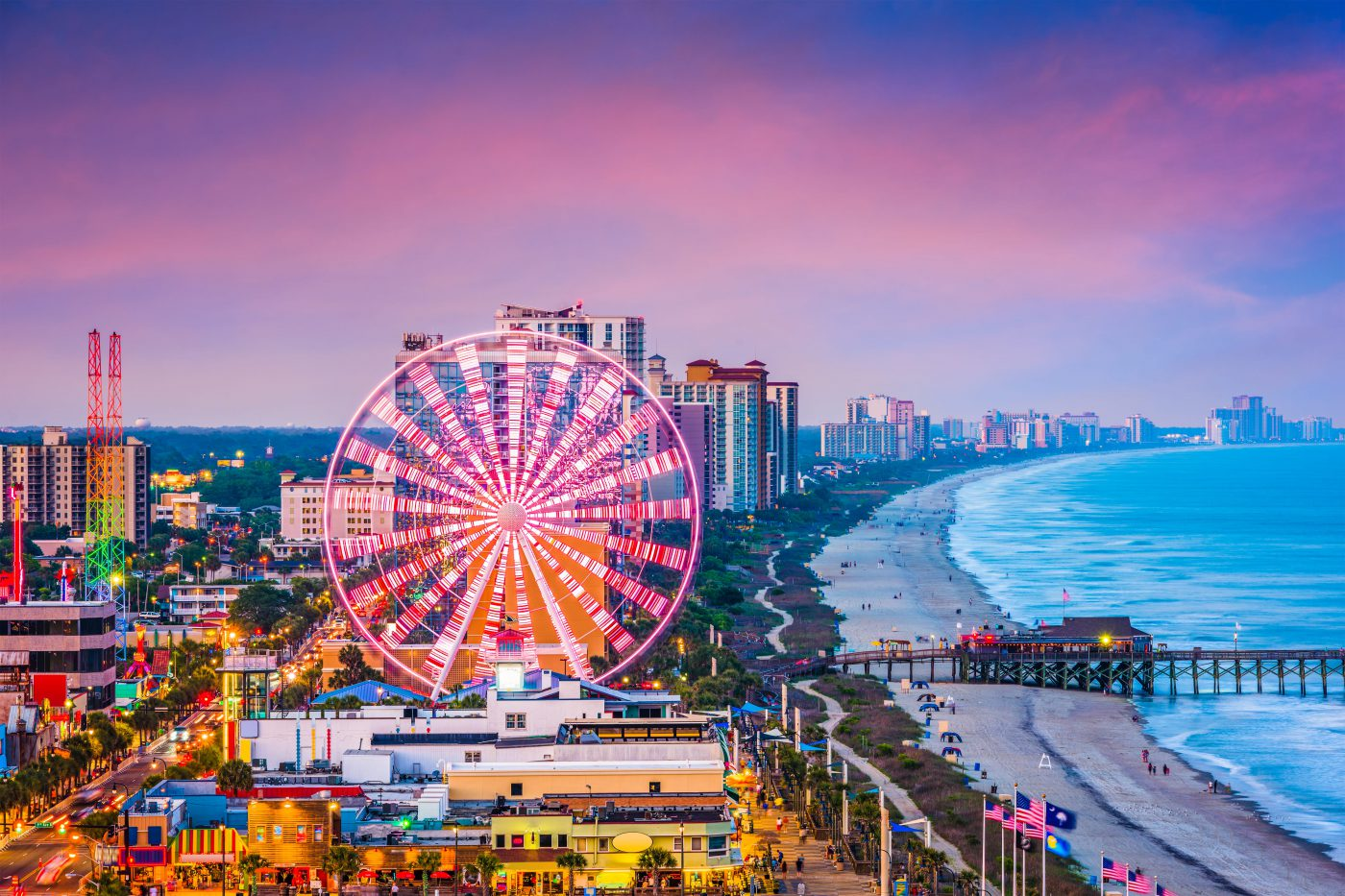 What S New In Myrtle Beach 2020