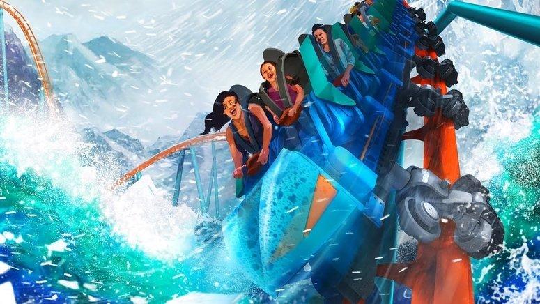 SeaWorld Orlando 2020