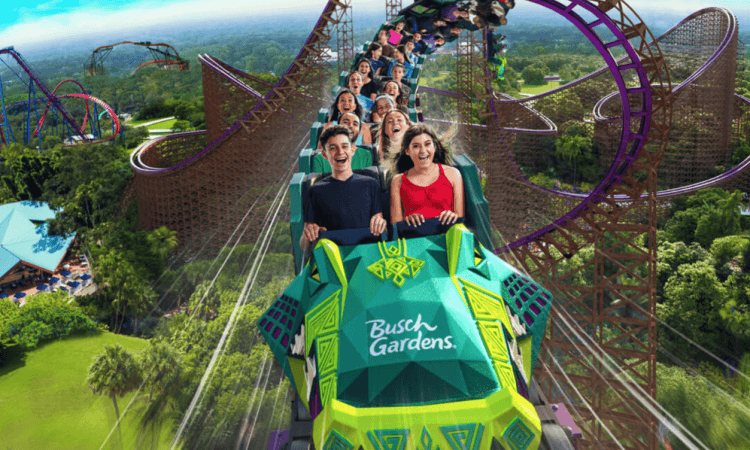 What S New At Busch Gardens Tampa 2020