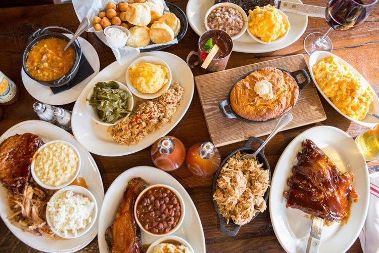 Famous Atlanta Restaurants